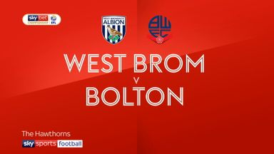 West Brom 1-2 Bolton