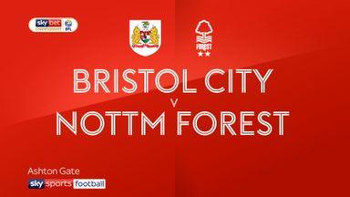 Bristol City 1-1 Nottingham Forest
