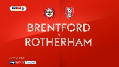 Brentford 5-1 Rotherham