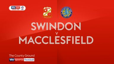 Swindon 3-2 Macclesfield
