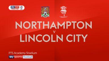 Northampton 0-1 Lincoln