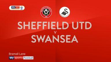 Sheffield Utd 1-2 Swansea