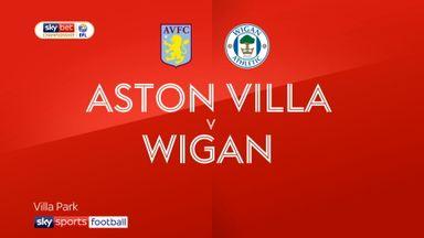Aston Villa 3-2 Wigan