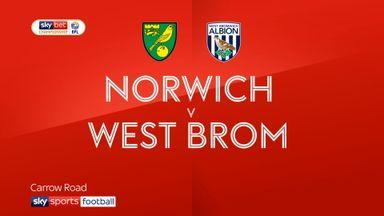 Norwich 3-4 WBA