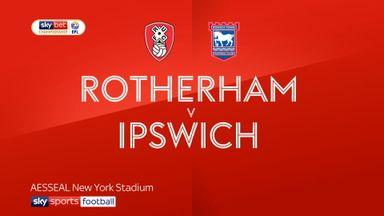 Rotherham 1-0 Ipswich