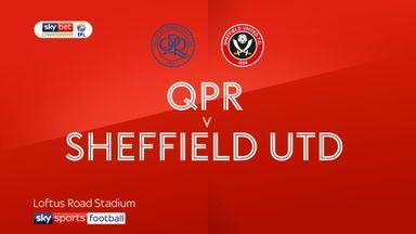 QPR 1-2 Sheff Utd