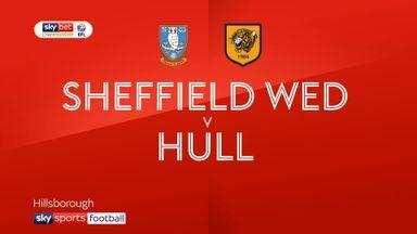 Sheff Wed 1-1 Hull
