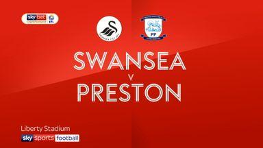 Swansea 1-0 Preston