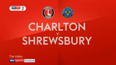 Charlton 2-1 Shrewsbury