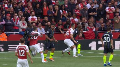 Should Arsenal have had a penalty?