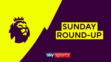 Premier League: Sunday round-up
