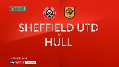 Sheffield Utd 1-1 Hull (4-5 pens)