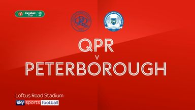 QPR 2-0 Peterborough