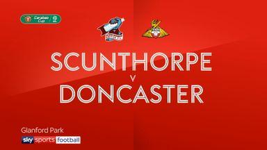 Scunthorpe 1-2 Doncaster