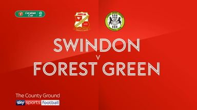 Swindon 0-1 Forest Green