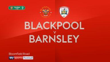 Blackpool 3-1 Barnsley
