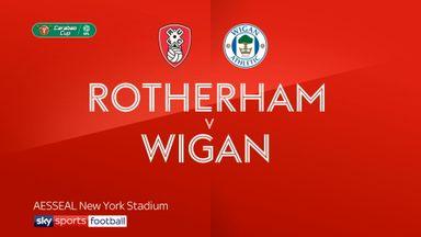 Rotherham 3-1 Wigan