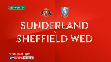 Sunderland 0-2 Sheffield Wednesday