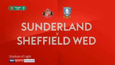 Sunderland 0-2 Sheffield Wednesday
