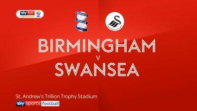 Birmingham 0-0 Swansea