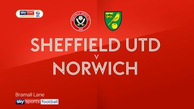 Sheffield Utd 2-1 Norwich