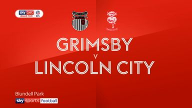 Grimsby 1-1 Lincoln