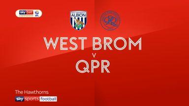 West Brom 7-1 QPR