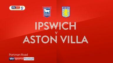 Ipswich 1-1 Aston Villa