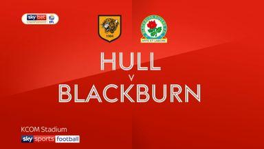 Hull 0-1 Blackburn