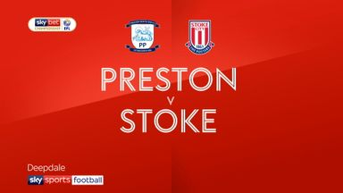 Preston 2-2 Stoke