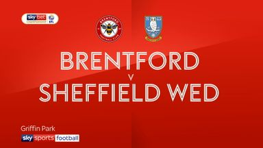Brentford 2-0 Sheffield Wed