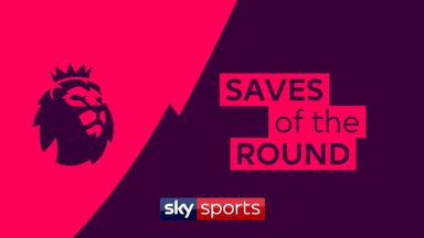 Premier League: Saves Of The Round