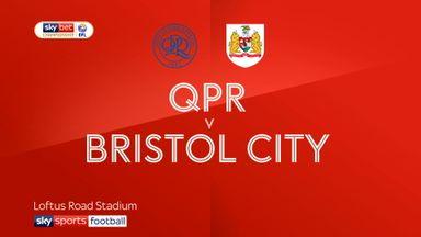 QPR 0-3 Bristol City
