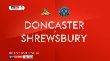 Doncaster 0-0 Shrewsbury
