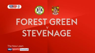 Forest Green Rovers 0-0 Stevenage