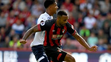 Bournemouth 2-2 Everton