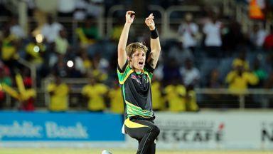 CPL: Jamaica v St Lucia highlights