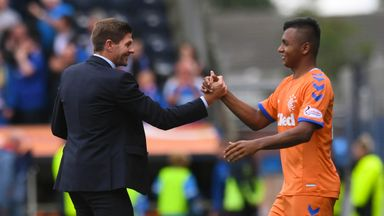 Gerrard: I want Morelos to stay