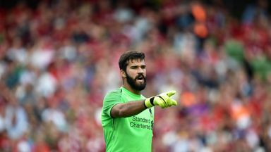 Goalkeeper signing 'key for Liverpool'
