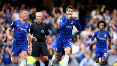 Sarri hopes Morata can 'restart' season