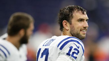 Luck: I'm having a blast