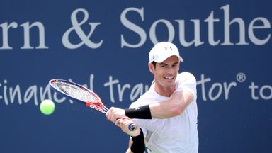 Murray: I need consistency on court