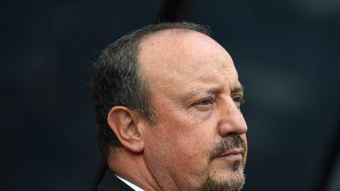 Benitez sympathises with Newcastle fans