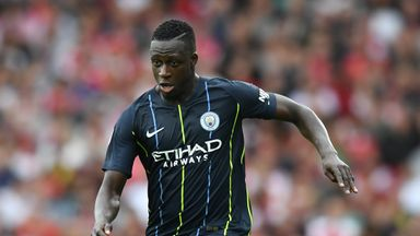 Mendy urged to focus by Guardiola