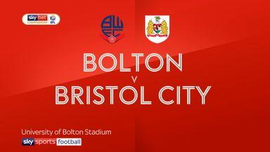 Bolton 2-2 Bristol City