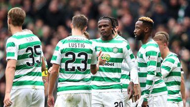 Tactics: Celtic v Rangers