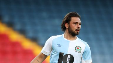 Dack: I'm happy at Blackburn