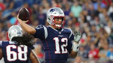New England Patriots 37-20 Philadelphia Eagles