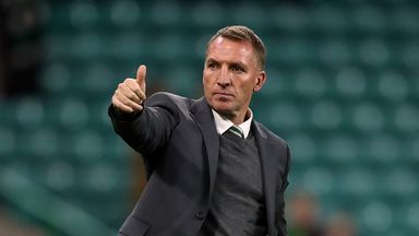 Rodgers excited for Europa League draw