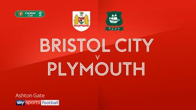 Bristol City 0-1 Plymouth